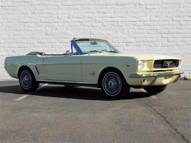 1966 Ford Mustang | 948618