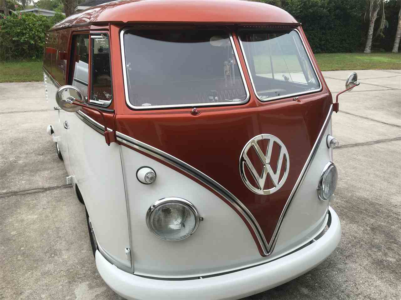 1960 Volkswagen Bus For Sale Classiccars Com Cc 948620