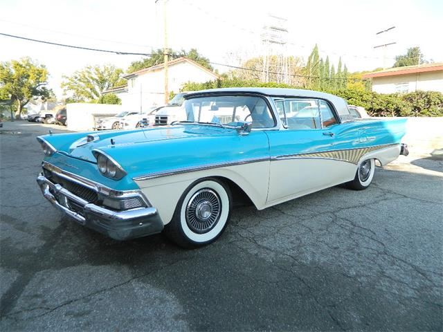 Classifieds For 1958 Ford Fairlane 9 Available