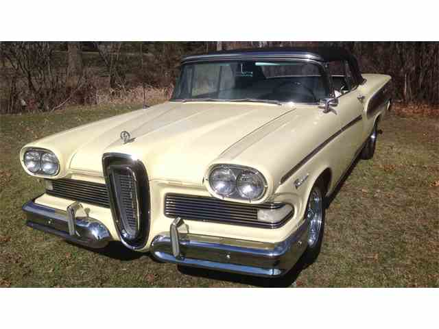 1958 Edsel Pacer | 948631