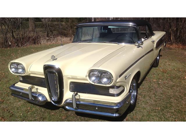 1958 Edsel Pacer | 948631