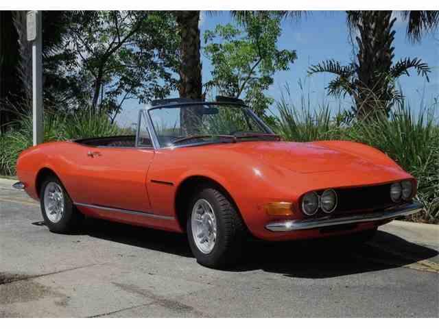 1967 Fiat Dino 2000   948634