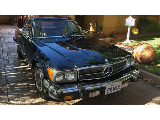 1988 Mercedes-Benz 560SL | 948641