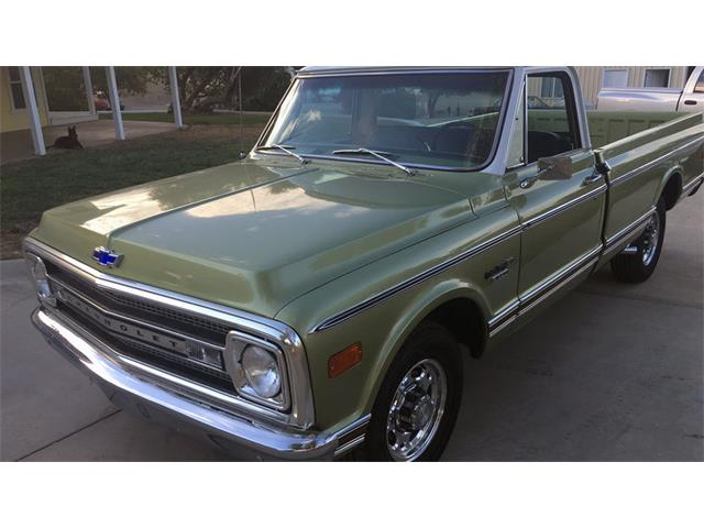 1969 Chevrolet C20 Camper | 948642