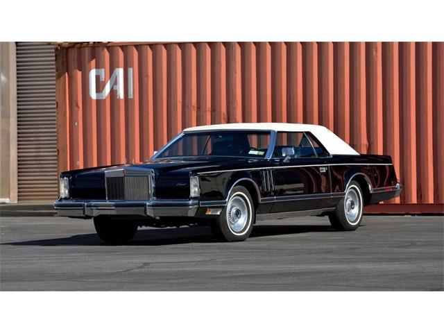 1978 Lincoln Continental Mark V | 948646