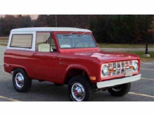 1969 Ford Bronco | 948647
