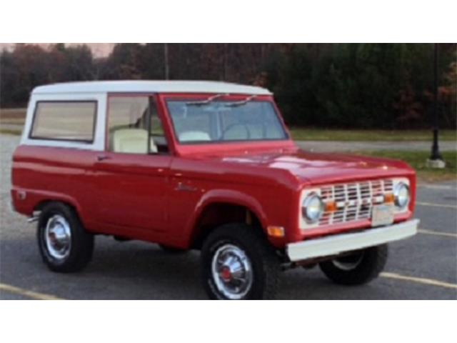 1969 Ford Bronco   948647