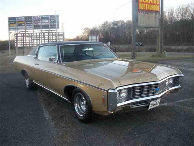 1969 Chevrolet Caprice | 948655