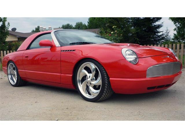 2003 Ford Thunderbird | 948660