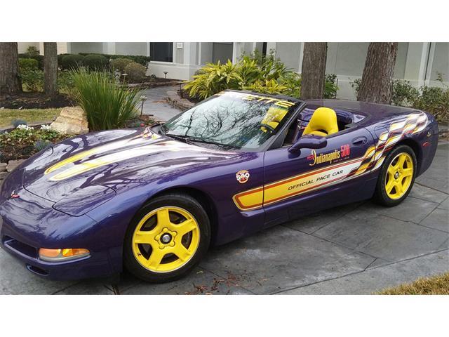 1998 Chevrolet Corvette   948661