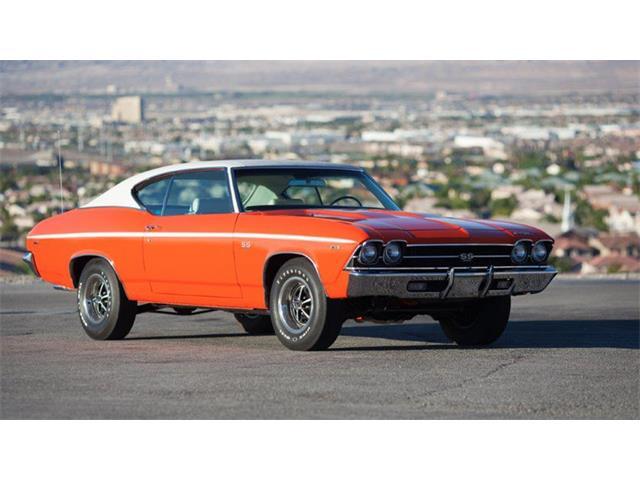 1969 Chevrolet Chevelle SS | 948663