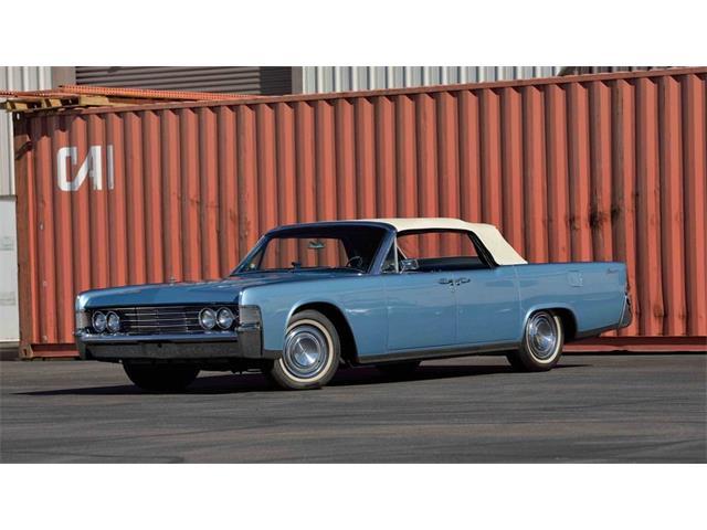 1965 Lincoln Continental   948664