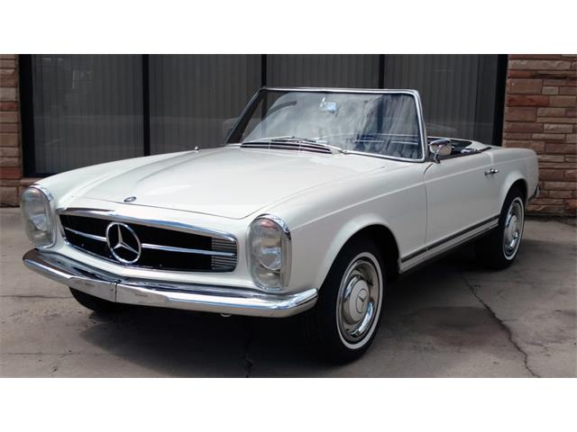 1966 Mercedes-Benz 230SL | 948669