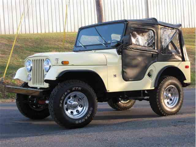 1969 Jeep CJ5 | 948676