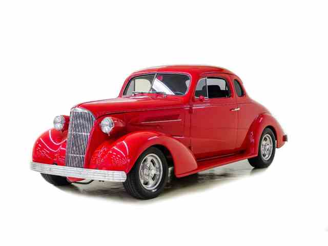 1937 Chevrolet Business Coupe