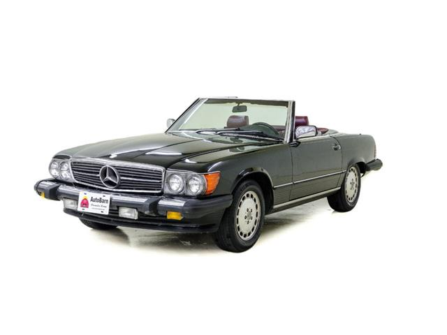 1986 Mercedes-Benz 560SL | 948679