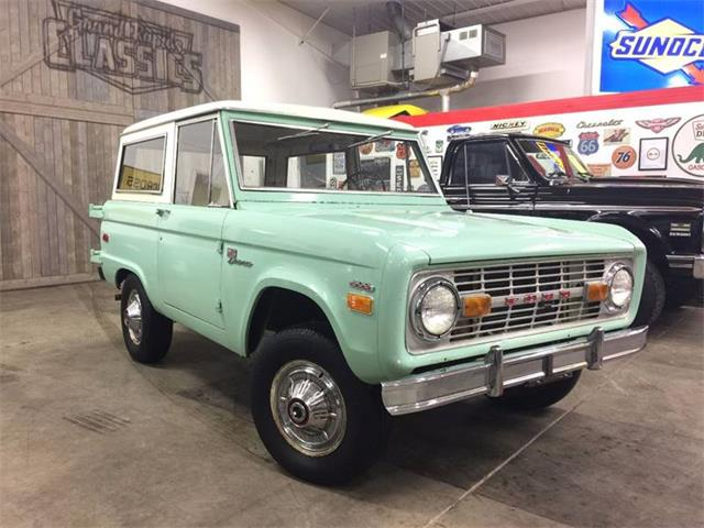 1971 Ford Bronco   948681