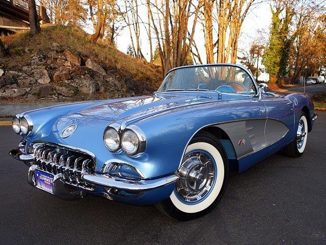 1959 Chevrolet Corvette | 948704
