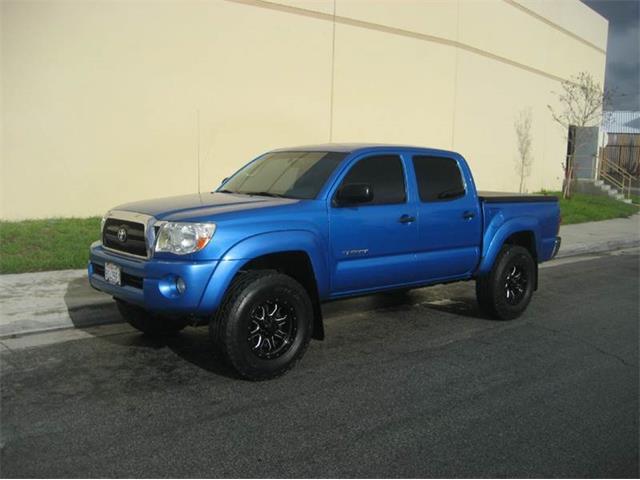 2008 Toyota Tacoma   940871