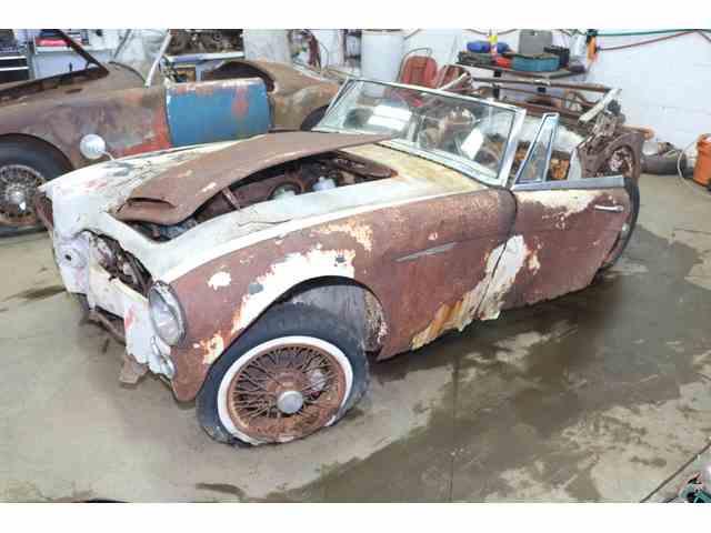 1965 Austin-Healry 3000 MK3   948719