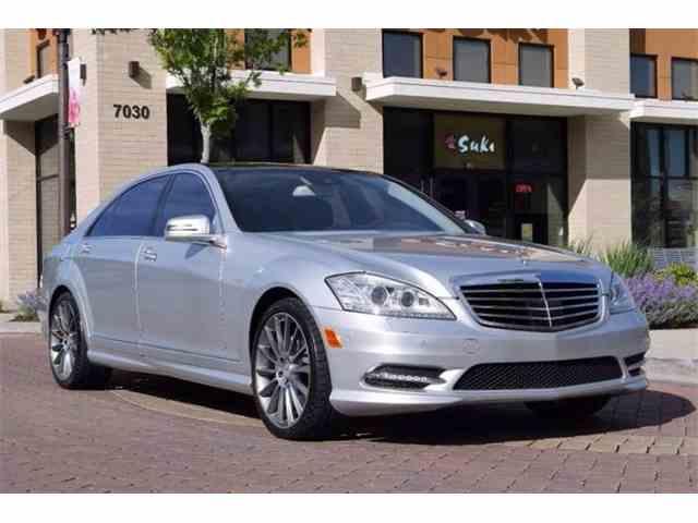 2013 Mercedes-Benz S-Class | 948726