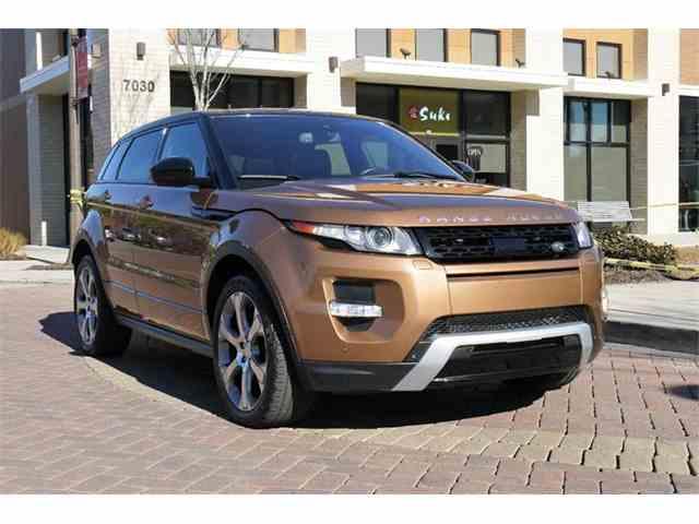 2014 Land Rover Range Rover Evoque | 948727