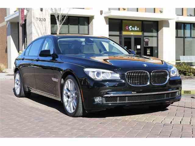 2012 BMW 7 Series   948728