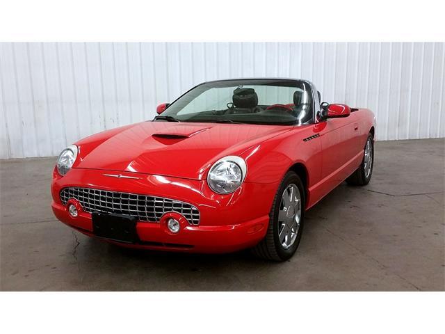 2002 Ford Thunderbird | 948736