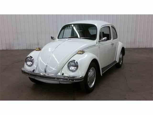 1972 Volkswagen Beetle | 948738