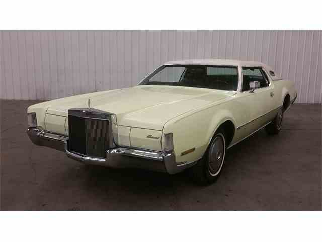 1972 lincoln continental mark iv 948739