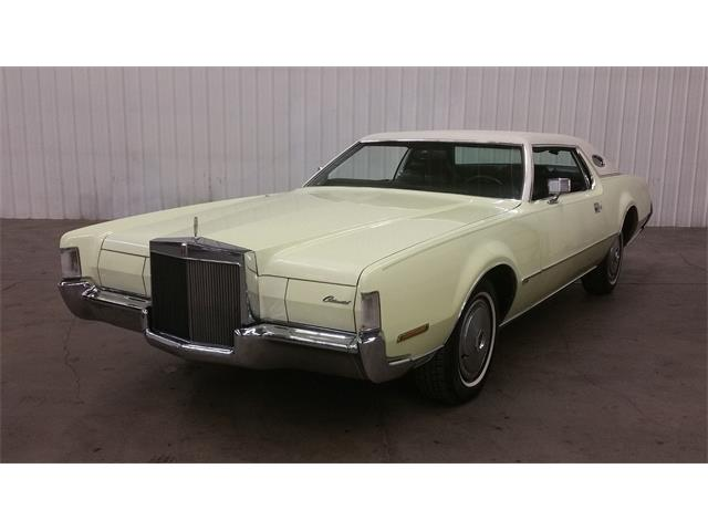 1972 Lincoln Continental Mark IV | 948739