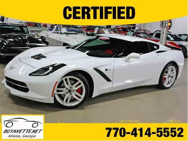 2015 Chevrolet Corvette | 948750