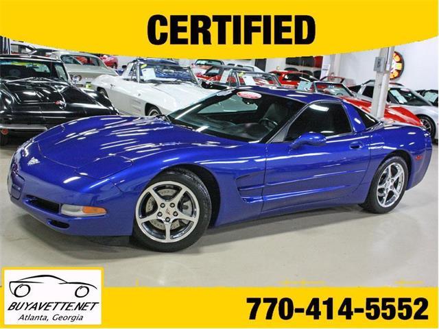 2003 Chevrolet Corvette | 948753