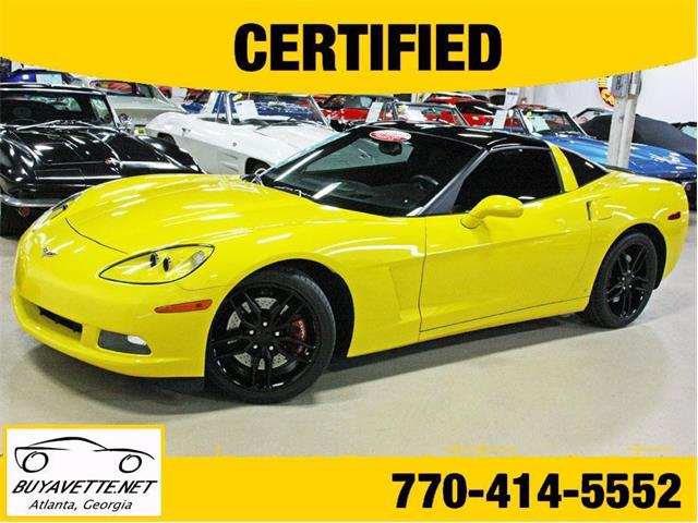 2008 Chevrolet Corvette   948754