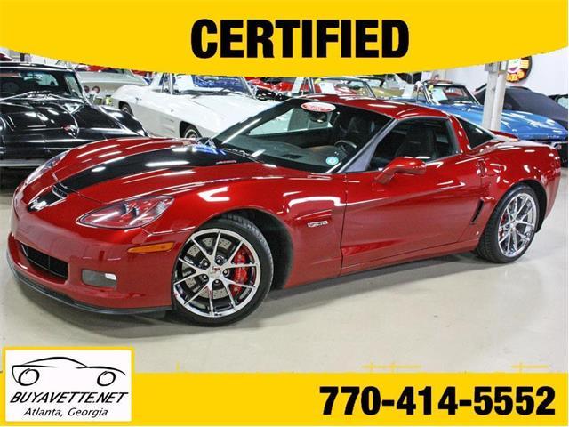 2008 Chevrolet Corvette | 948755