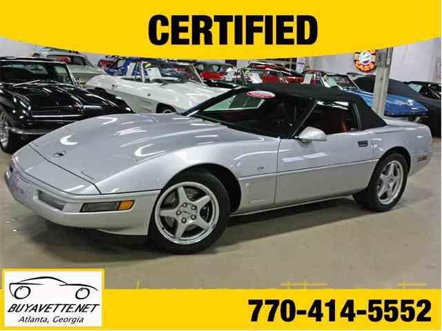 1996 Chevrolet Corvette | 948756