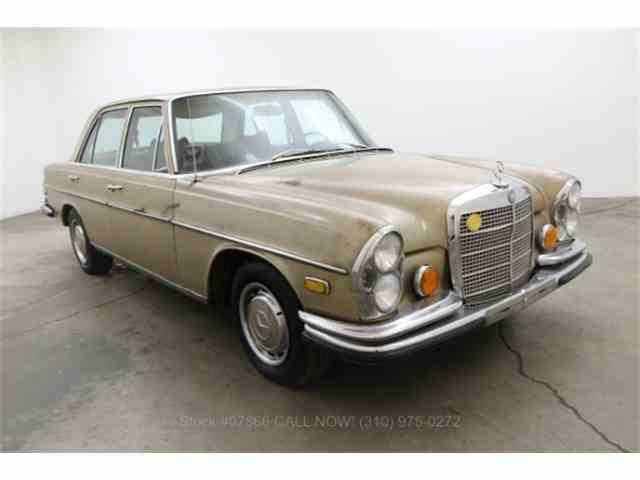 1972 Mercedes-Benz 280SE | 940876