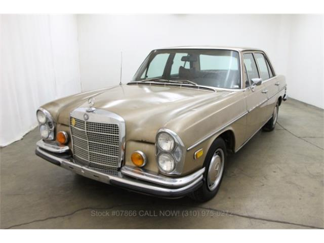 1972 mercedes benz 280se for sale cc for Mercedes benz service beverly hills
