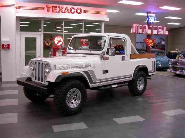 1981 Jeep CJ8 Scrambler | 948761