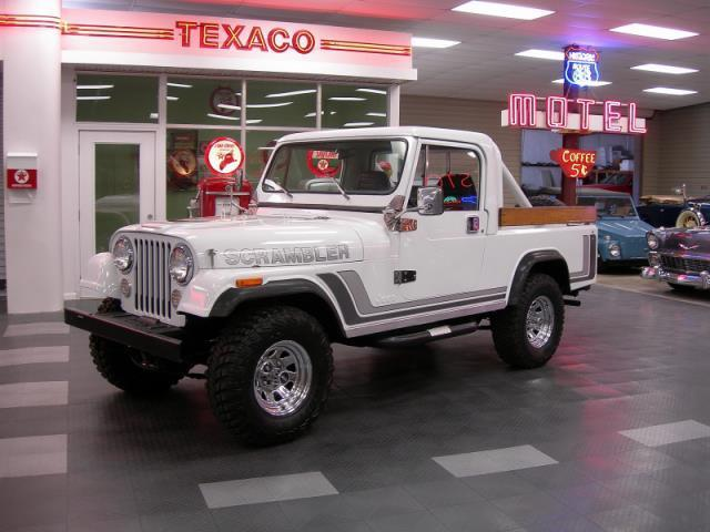 1981 Jeep CJ8 Scrambler | 948761