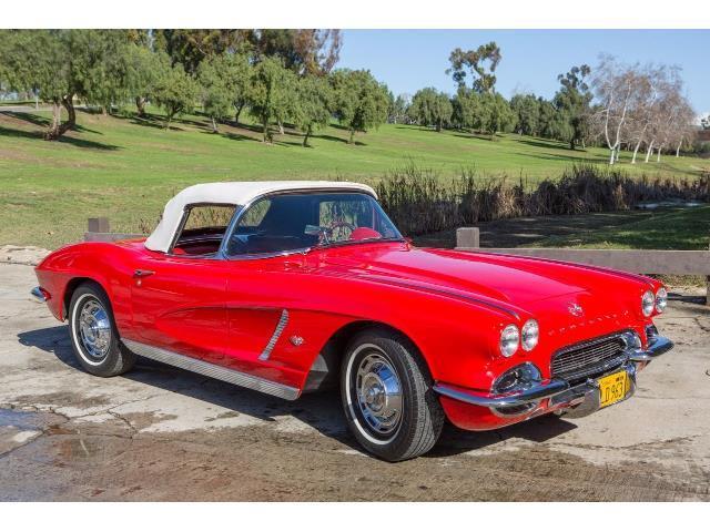 1962 Chevrolet Corvette | 948764
