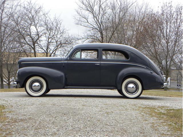 1940 Nash Lafayette 2 Door Sedan | 948769