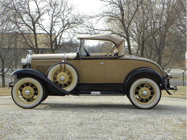 1931 Ford Model A Rumble Seat Deluxe Roadster | 948770