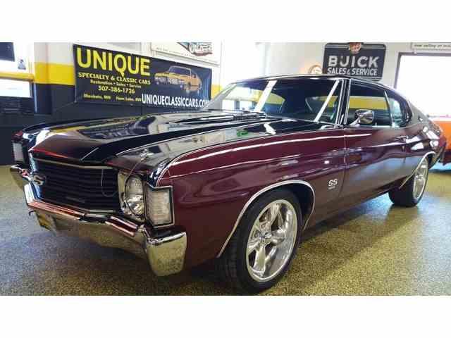 1972 Chevrolet Chevelle | 948777