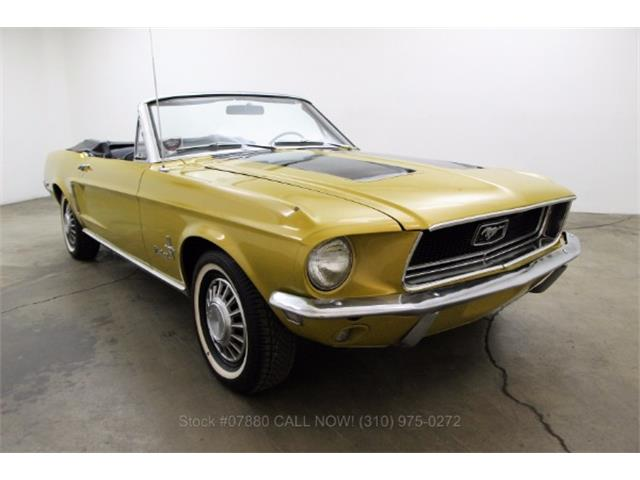 1968 Ford Mustang | 940878