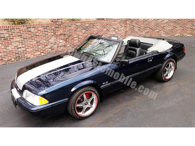 1989 Ford Mustang | 948784
