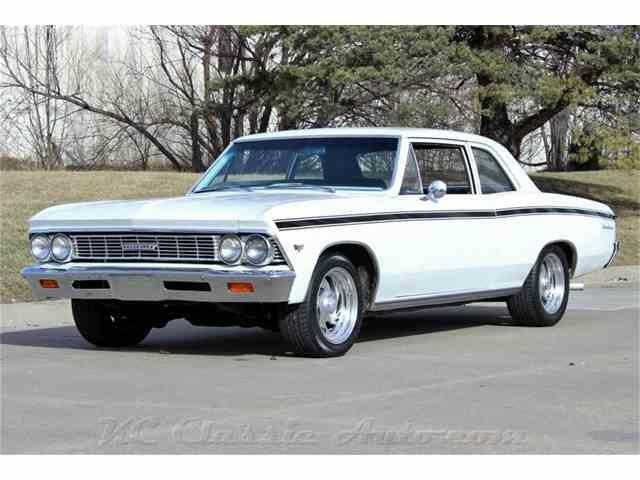 1966 Chevrolet Chevelle SS 383 stroker AC | 948787