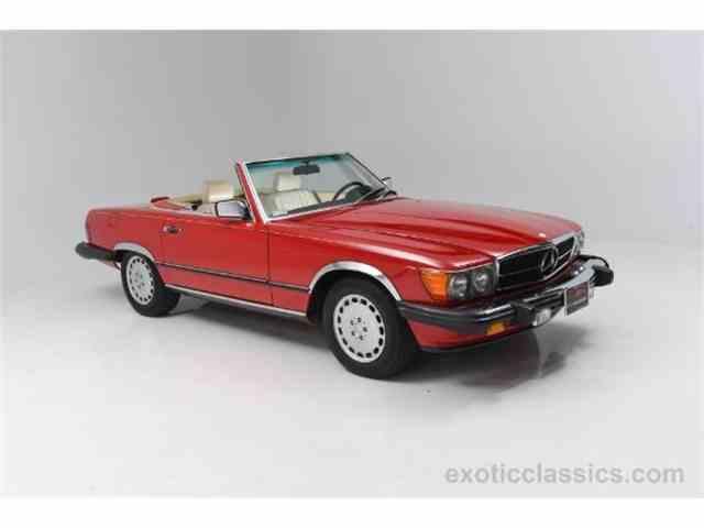 1988 Mercedes-Benz 560 | 948801