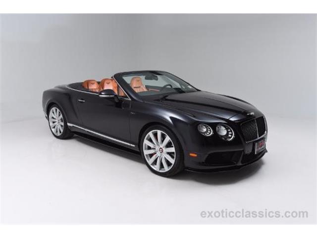2015 Bentley Continental GTC V8 S | 948802