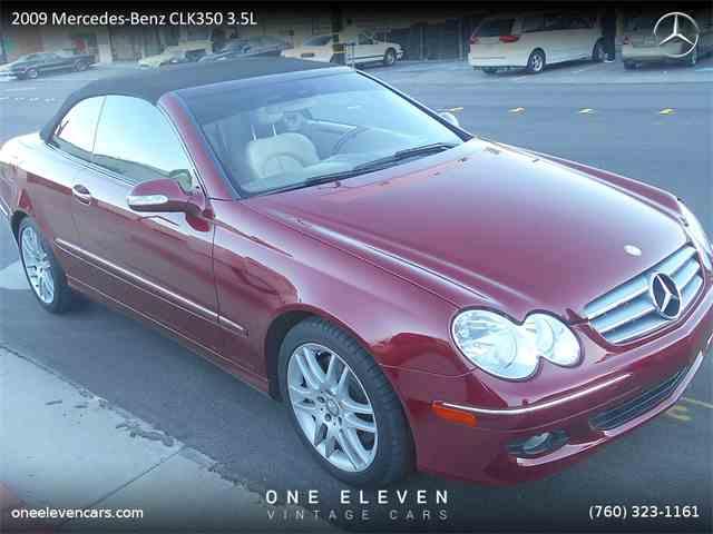 2009 Mercedes-Benz CLK350 | 948804